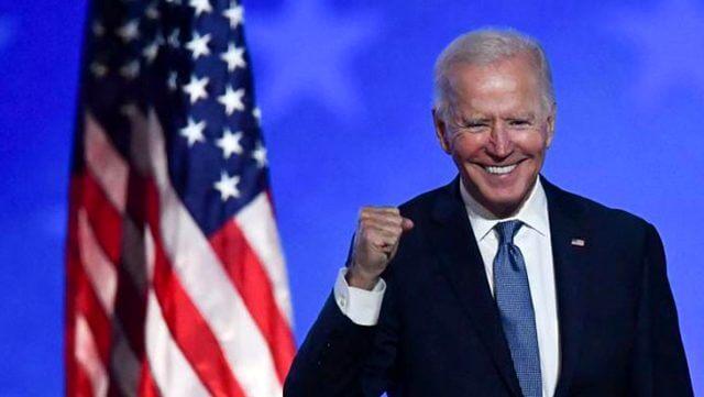 Joe Biden başkanlık