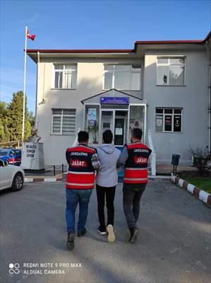 Kesinleşmiş Hapis Cezası Bulunan Kişi Bafra'da Yakalandı