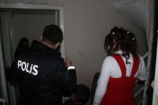 Bafra'da Evde Kına Gecesi Yapanlara Para Cezası