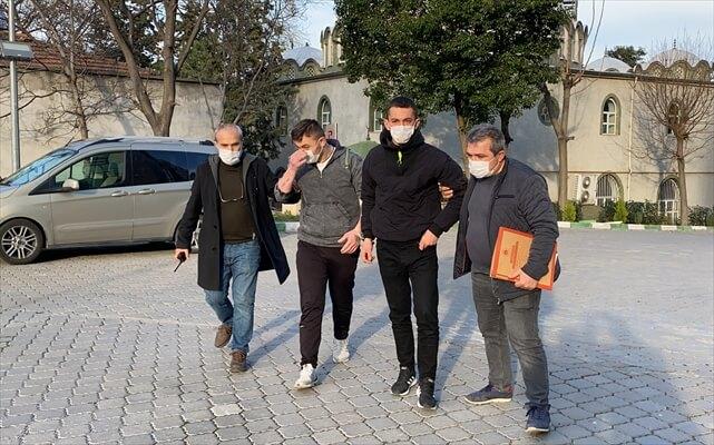 Darp Ettikleri Irak Uyruklu Kişiyi Gasp Eden 2 Şüpheli Tutuklandı