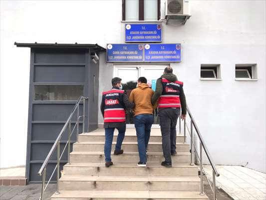 Firari Hükümlü Jandarma Ekiplerince Yakalandı