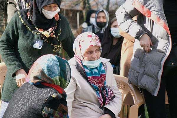 Samsun'da Cinayete Kurban Giden Arzu Aygün Toprağa verildi
