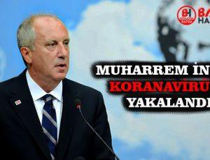 YENİ PARTİSİNİ DUYURAMADAN CORANAVİRÜS'E YAKALANDI !