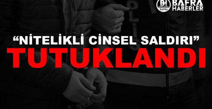 """""""NİTELİKLİ CİNSEL SALDIRGAN"""" YAKALANDI"""