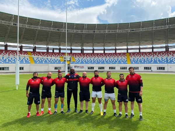 ragbi milli takımı'na samsun'dan 5 kişi seçildi 5