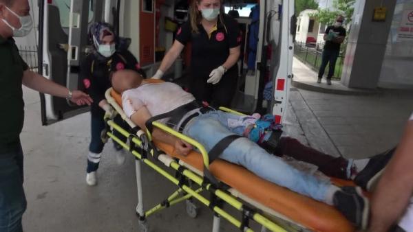 samsun'da kurbanlık kesiminde silahlı kavga: 2 yaralı, 2 gözaltı