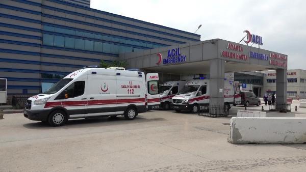 samsun'da kurbanlık kesiminde silahlı kavga: 2 yaralı, 2 gözaltı 3