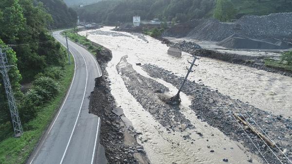rize'de sel 7 can aldı; feci hasarlar yarattı 14