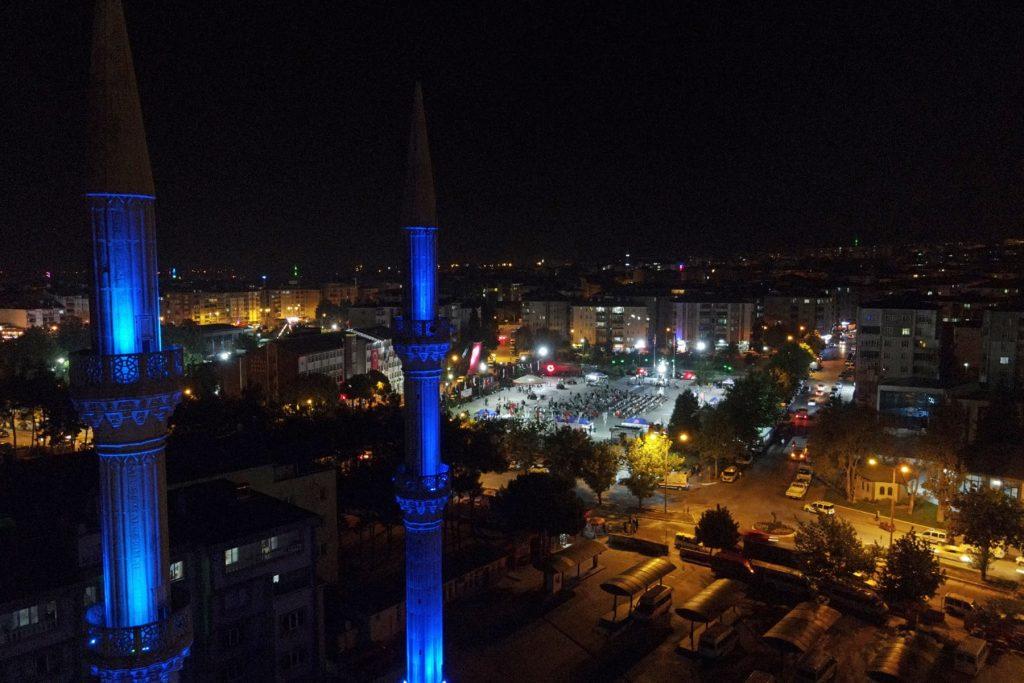 bafra'da 15 temmuz demokrasi ve birlik günü 12