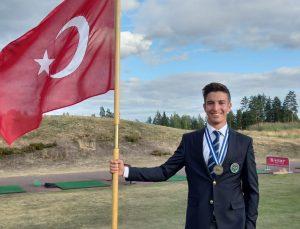 milli golfçü can gürdenli, european young masters'dan bronz madalyayla döndü