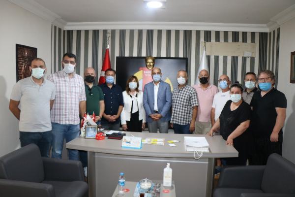 samsun i̇l sağlık müdürü: 467 bin doz aşı vatandaşlarımızı bekliyor