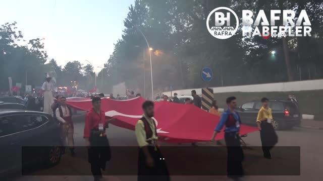 22. uluslararası atın safran belgesel film festivali'nin meşalesi yandı 6
