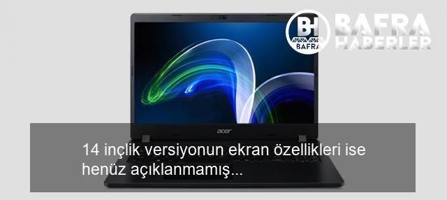 acer travelmate p2 dizüstü bilgisayarlar piyasaya sürüldü 6