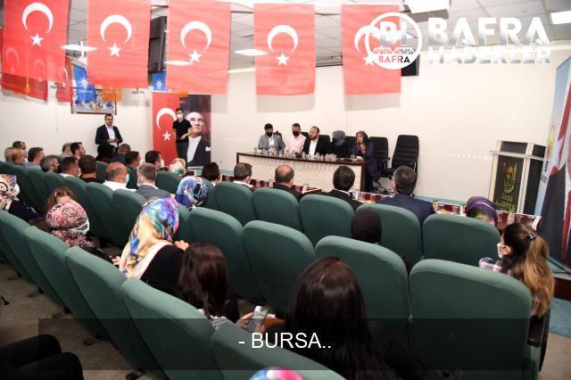 ak parti bursa i̇lçe danışma meclisi toplantıları başladı 5