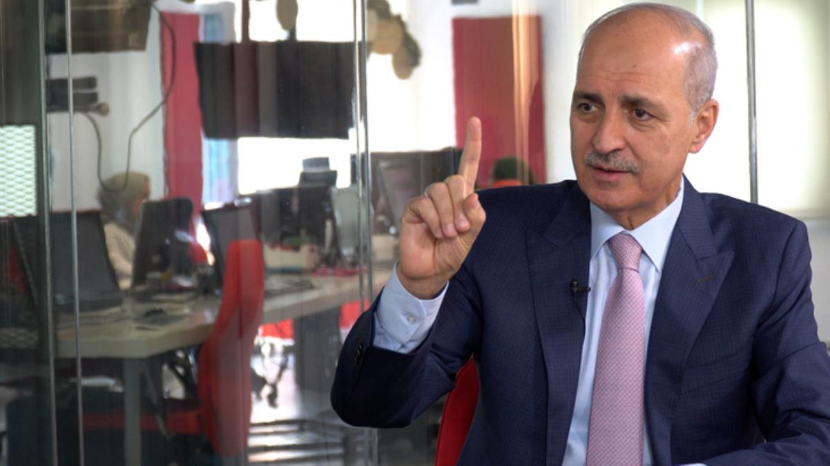ak parti genel başkanvekili numan kurtulmuş, haberler.com'a konuştu: anketlerde açık ara birinciyiz 3