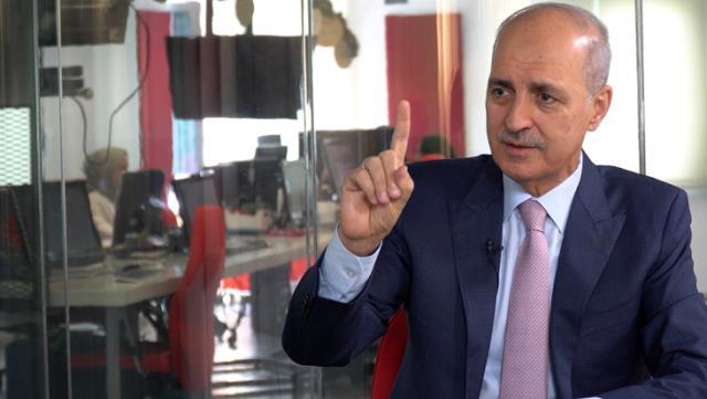 ak parti genel başkanvekili numan kurtulmuş, haberler.com'a konuştu: anketlerde açık ara birinciyiz 4