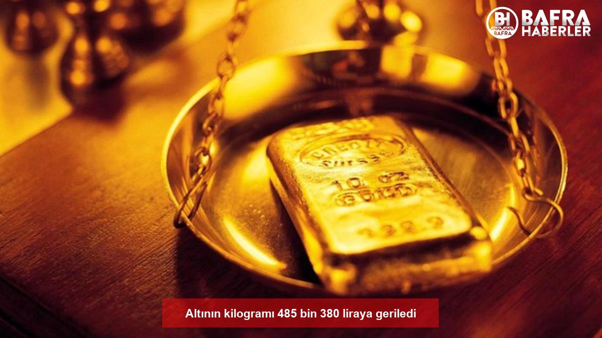 altının kilogramı 485 bin 380 liraya geriledi 2