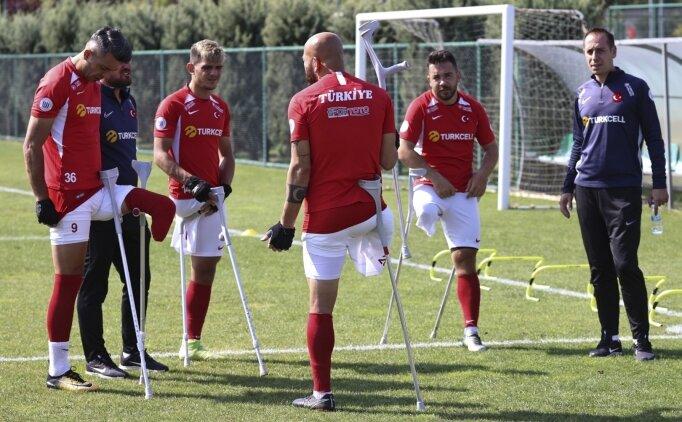 ampute futbol milli takımı, gürcistan'ı 10-0 yendi 2