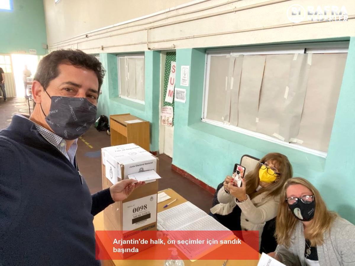 arjantin'de halk, ön seçimler için sandık başında 7