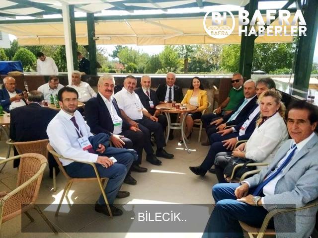 bilecik ak parti heyeti yerel yönetimler bölge toplantısına katıldı 4