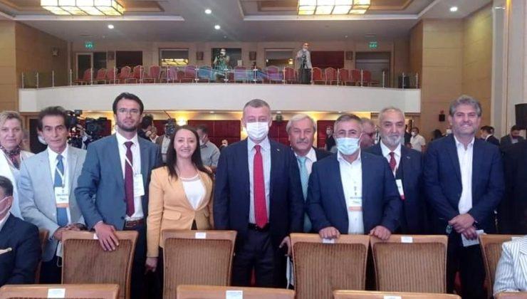 Bilecik AK Parti heyeti Yerel Yönetimler Bölge Toplantısına katıldı
