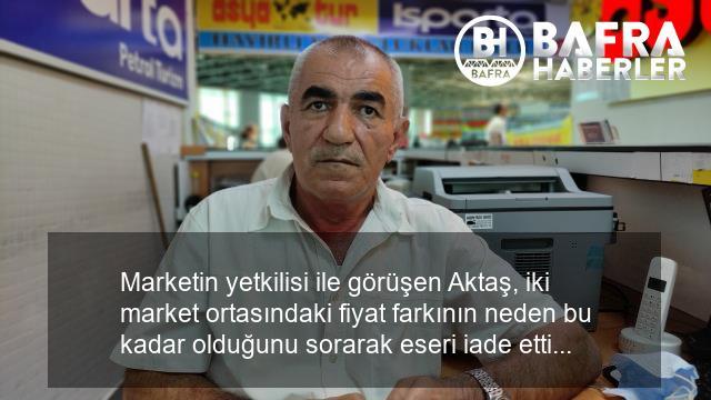 birinde 92, diğerinde 50 lira! zincir marketlerin fiyat oyununu, vatandaş yakaladı 5