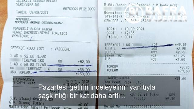 birinde 92, diğerinde 50 lira! zincir marketlerin fiyat oyununu, vatandaş yakaladı 6