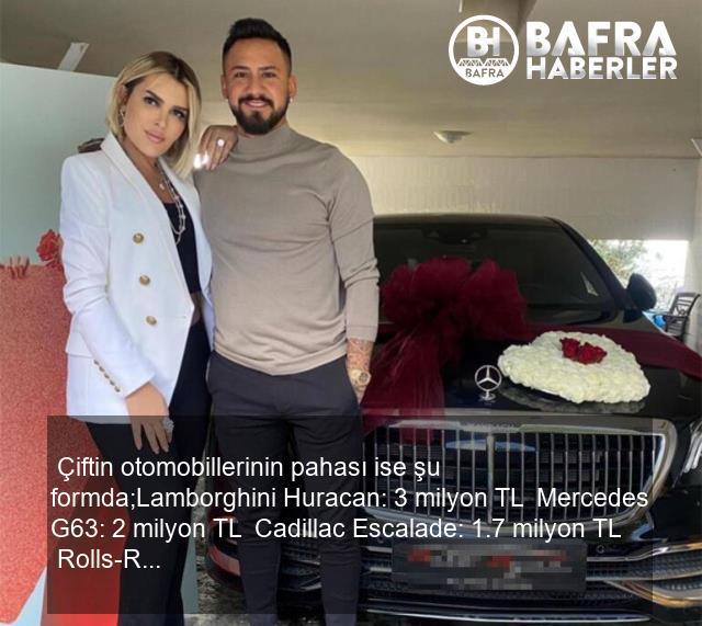 bugün boşanacak olan selin ciğerci ve gökhan çıra, milyonluk servetleri için mal paylaşımı yaptı 9
