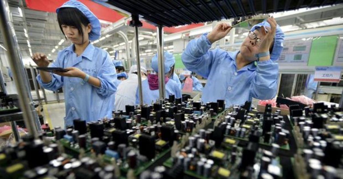 çin ekonomisi tüketicilerin daha az harcamasıyla yavaşladı 2