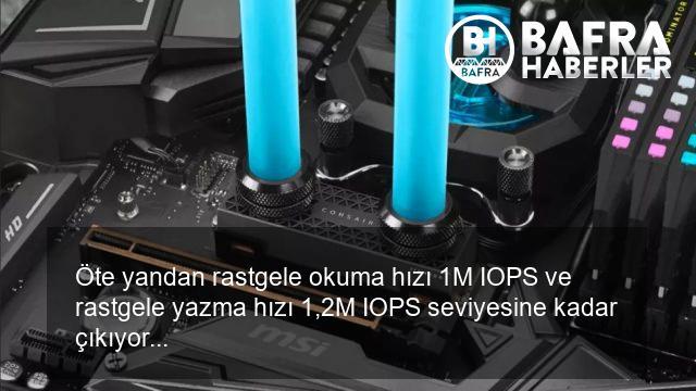 corsair, 7100 mbps hıza ulaşan mp600 pro xt ssd'sini duyurdu 6