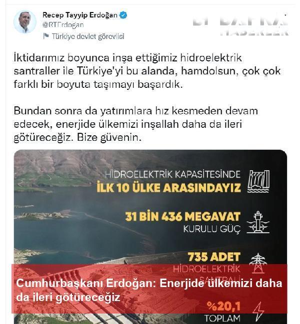 cumhurbaşkanı erdoğan: enerjide ülkemizi daha da ileri götüreceğiz 2
