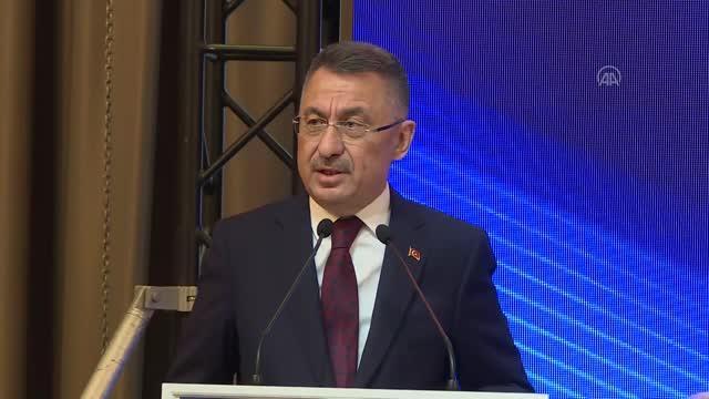 cumhurbaşkanı yardımcısı oktay, kırgızistan-türkiye i̇ş forumu'nda konuştu (1) 8