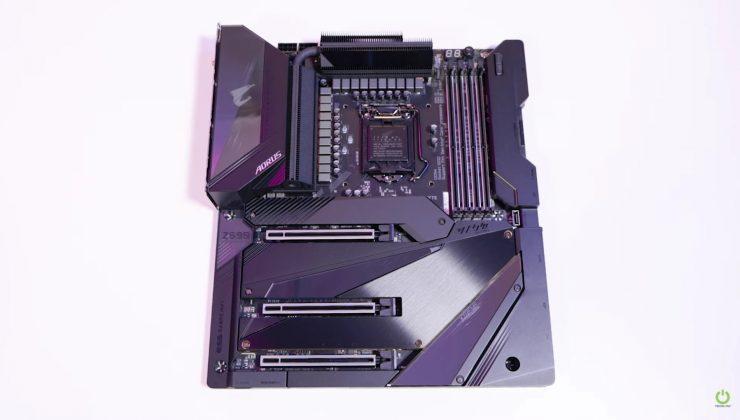 DDR5 Desteği Sunan Gigabyte Z690 Anakartlar Listelendi
