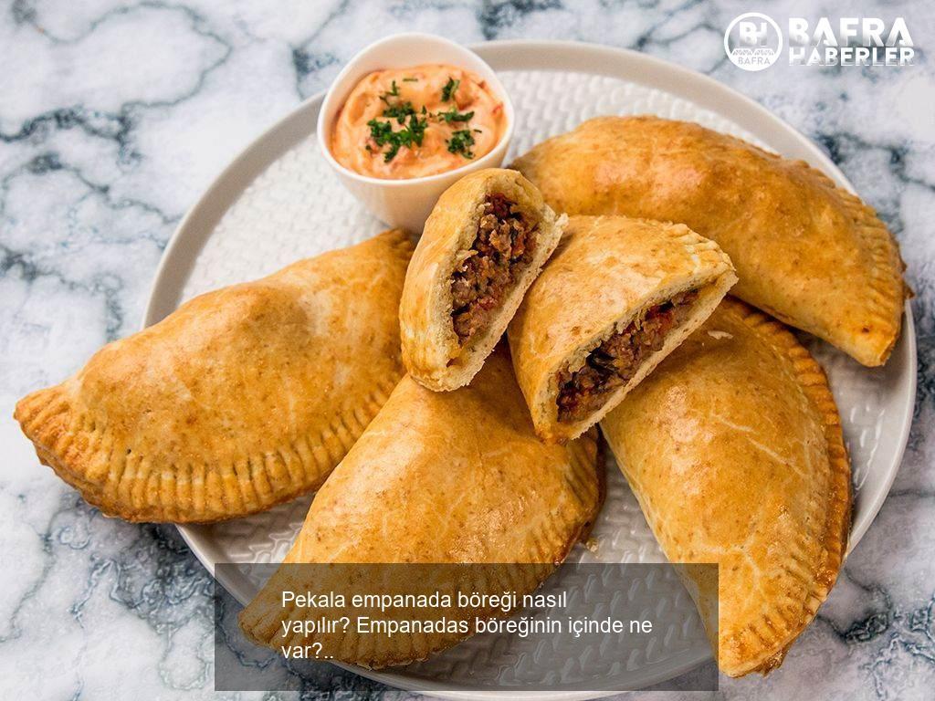 empanadas böreği nasıl yapılır? empanadas böreğinin içinde ne var? 6