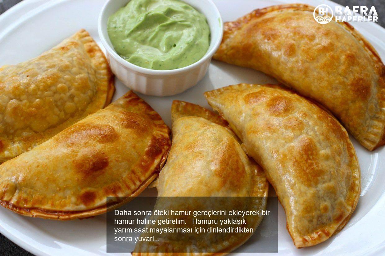 empanadas böreği nasıl yapılır? empanadas böreğinin içinde ne var? 8