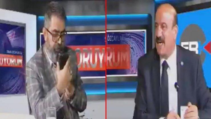 Erzurum Büyükşehir Belediye Başkanı Mehmet Sekmen'den küfür savunması