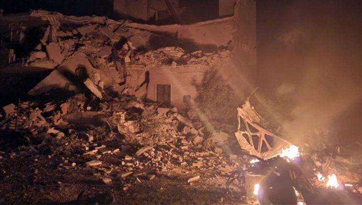 esed güçlerinden i̇dlib'e topçu saldırısı: 4 ölü, 15 yaralı