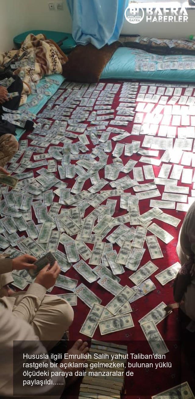 eski afganistan cumhurbaşkanı yardımcısının evinde yüksek miktarda para bulundu iddiası 3