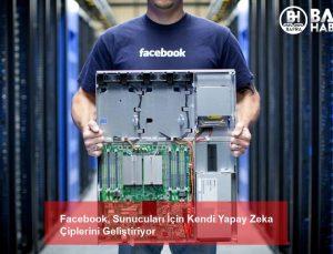 facebook, sunucuları i̇çin kendi yapay zeka çiplerini geliştiriyor