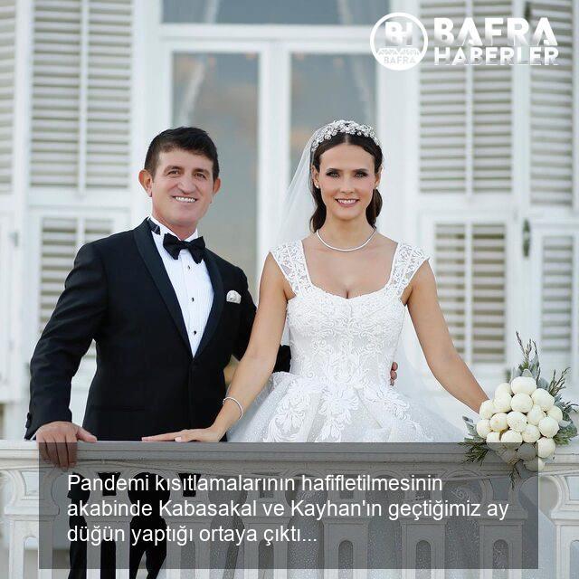 fatoş kabasakal-erkan kayhan düğün yaptı! 7