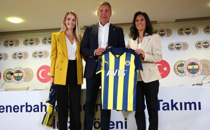 fenerbahçe'de kadın futbol takımı kuruldu 2