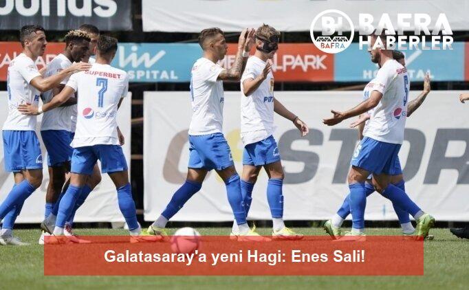 galatasaray'a yeni hagi: enes sali! 2