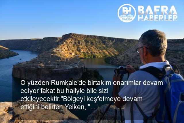 gazi̇antep - fırat'ın incisi rumkale'nin gönüllü tanıtım elçisi: hasan yelken 10