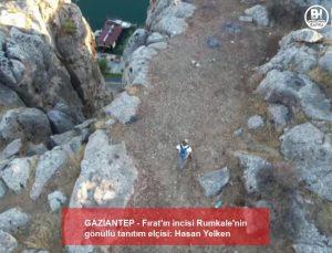 gazi̇antep – fırat'ın incisi rumkale'nin gönüllü tanıtım elçisi: hasan yelken
