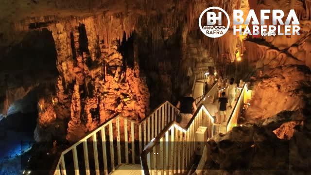 gilindire mağarası'na ziyaretçi akını 9