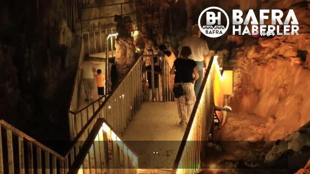 gilindire mağarası'na ziyaretçi akını 10