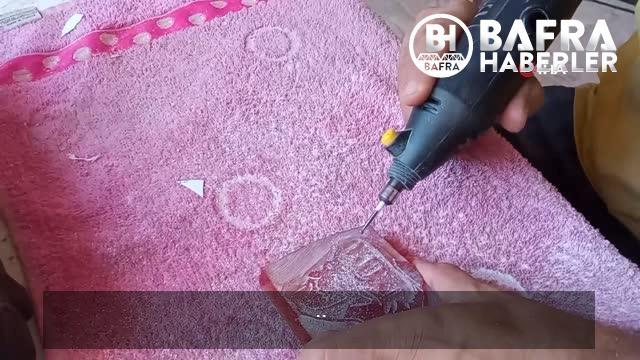 göbeklitepe ve balıklıgöl figürleri kehribara işleniyor 8