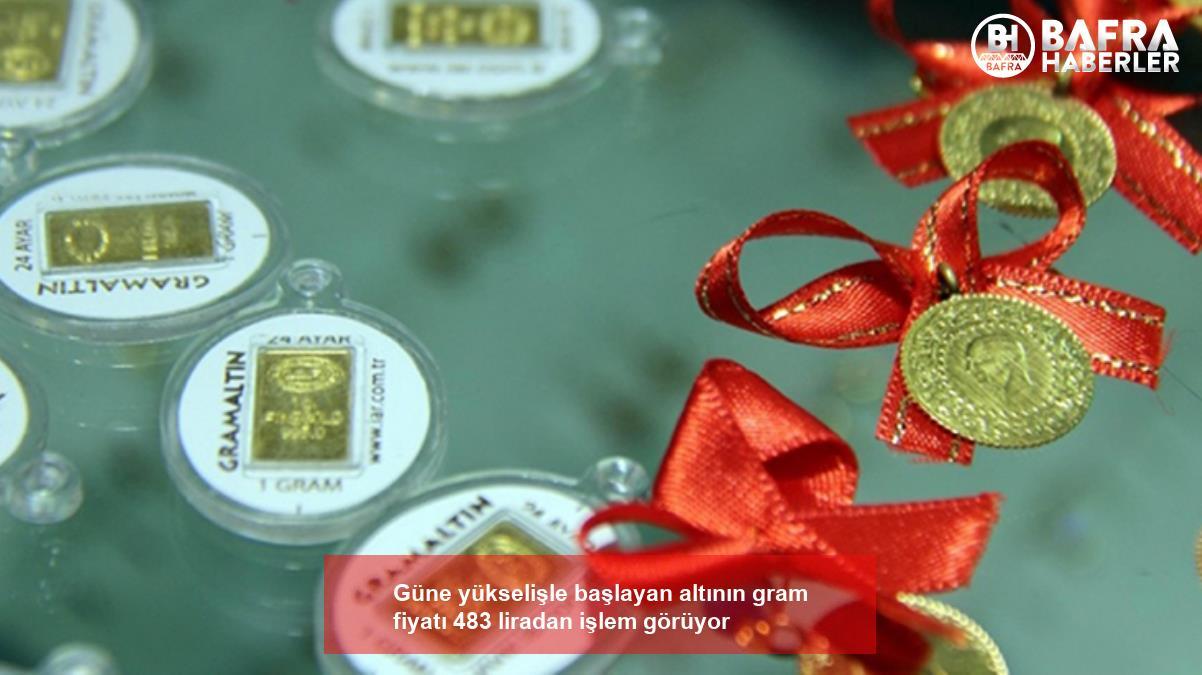 güne yükselişle başlayan altının gram fiyatı 483 liradan işlem görüyor 3