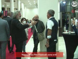 'harput kısa film festivali' sona erdi