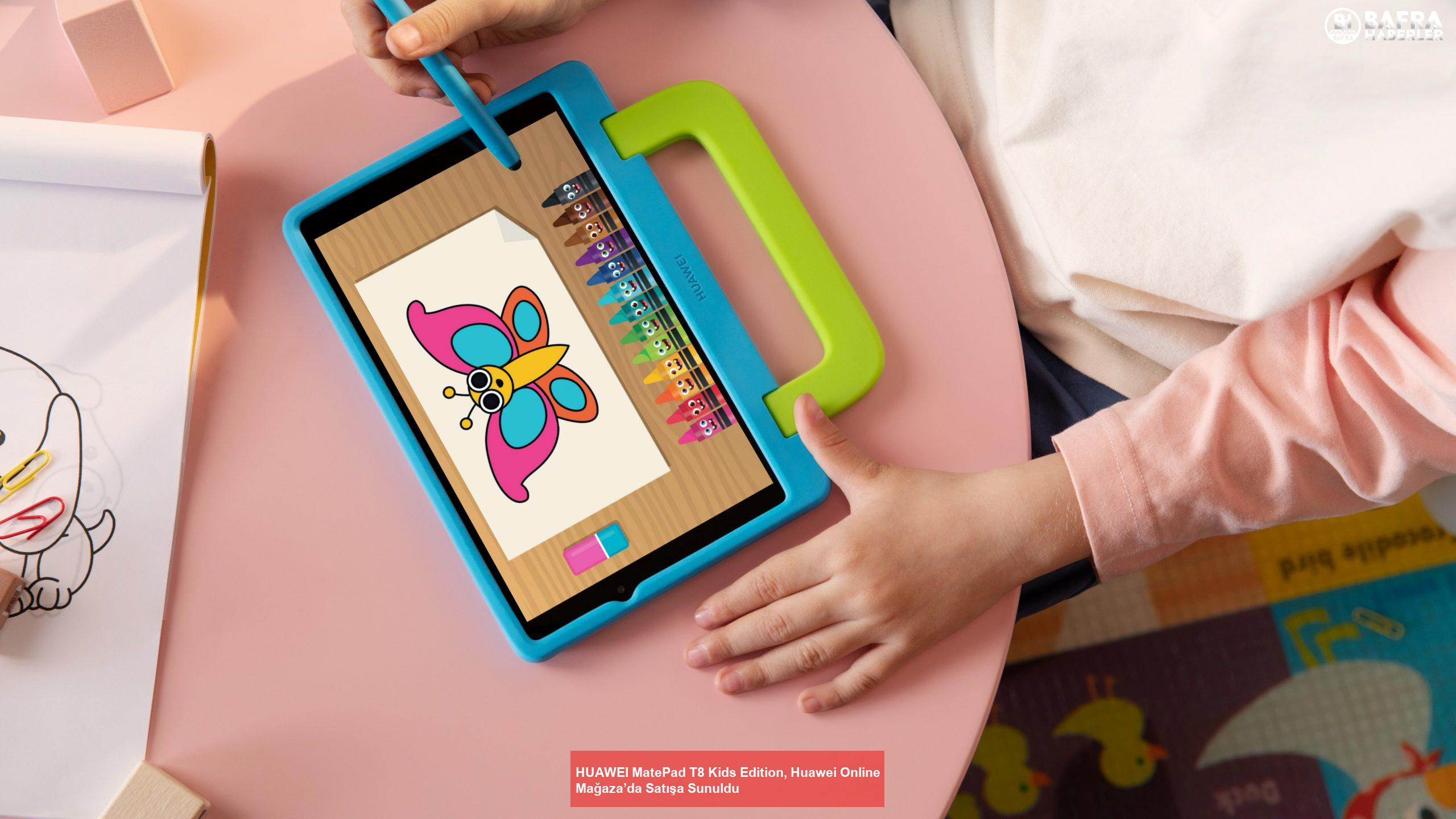 huawei matepad t8 kids edition, huawei online mağaza'da satışa sunuldu 4